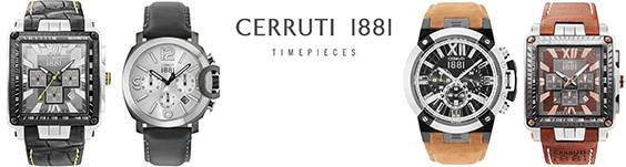 CERRUTI 1881 watches