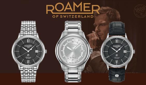 Orologi ROAMER